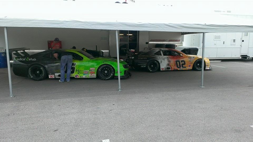 TA2 Cars